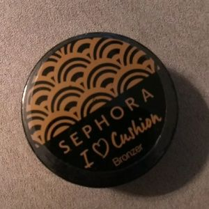 New Sephora I ♥ Cushion bronzer, light/medium